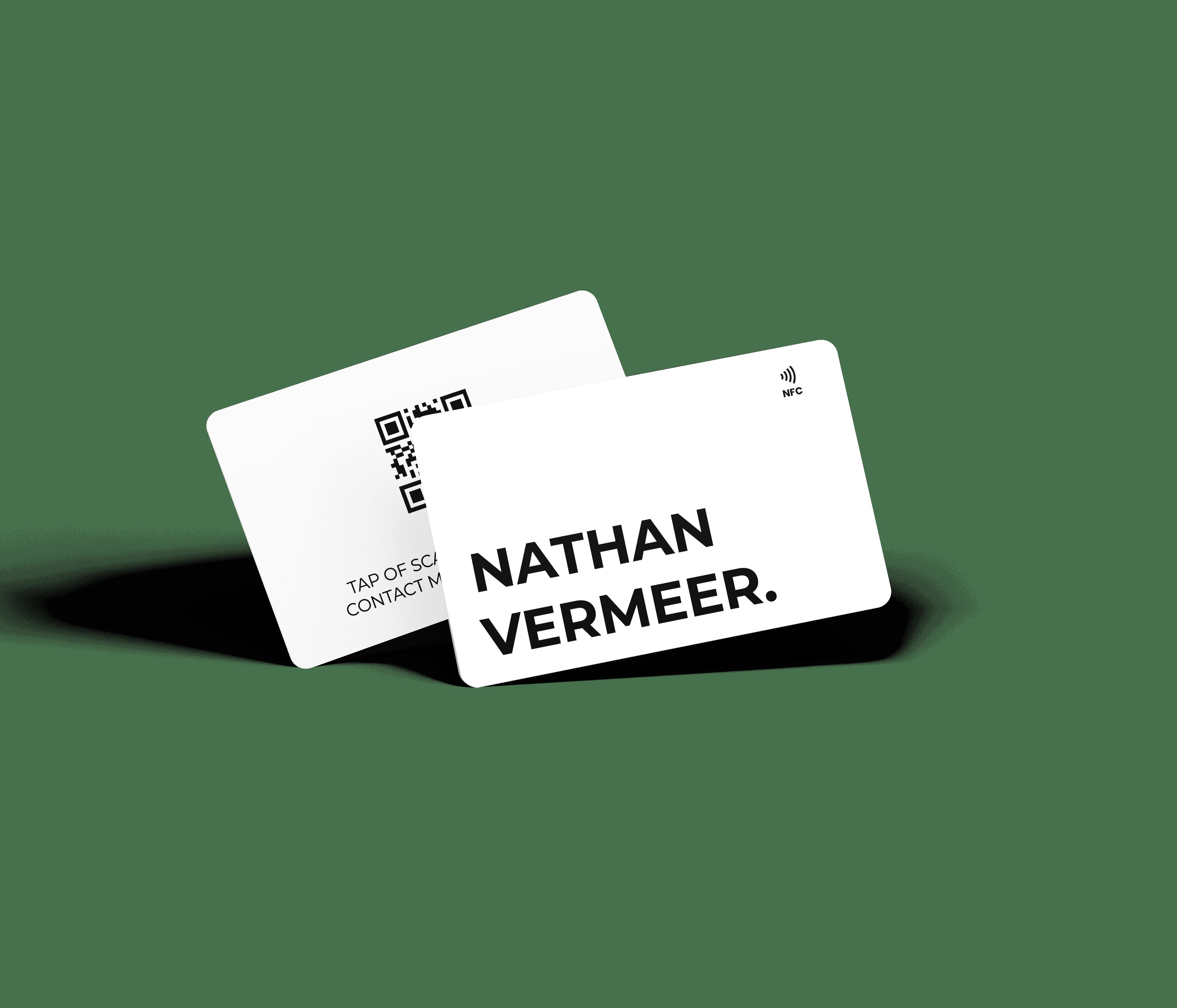 Digitale visitekaart